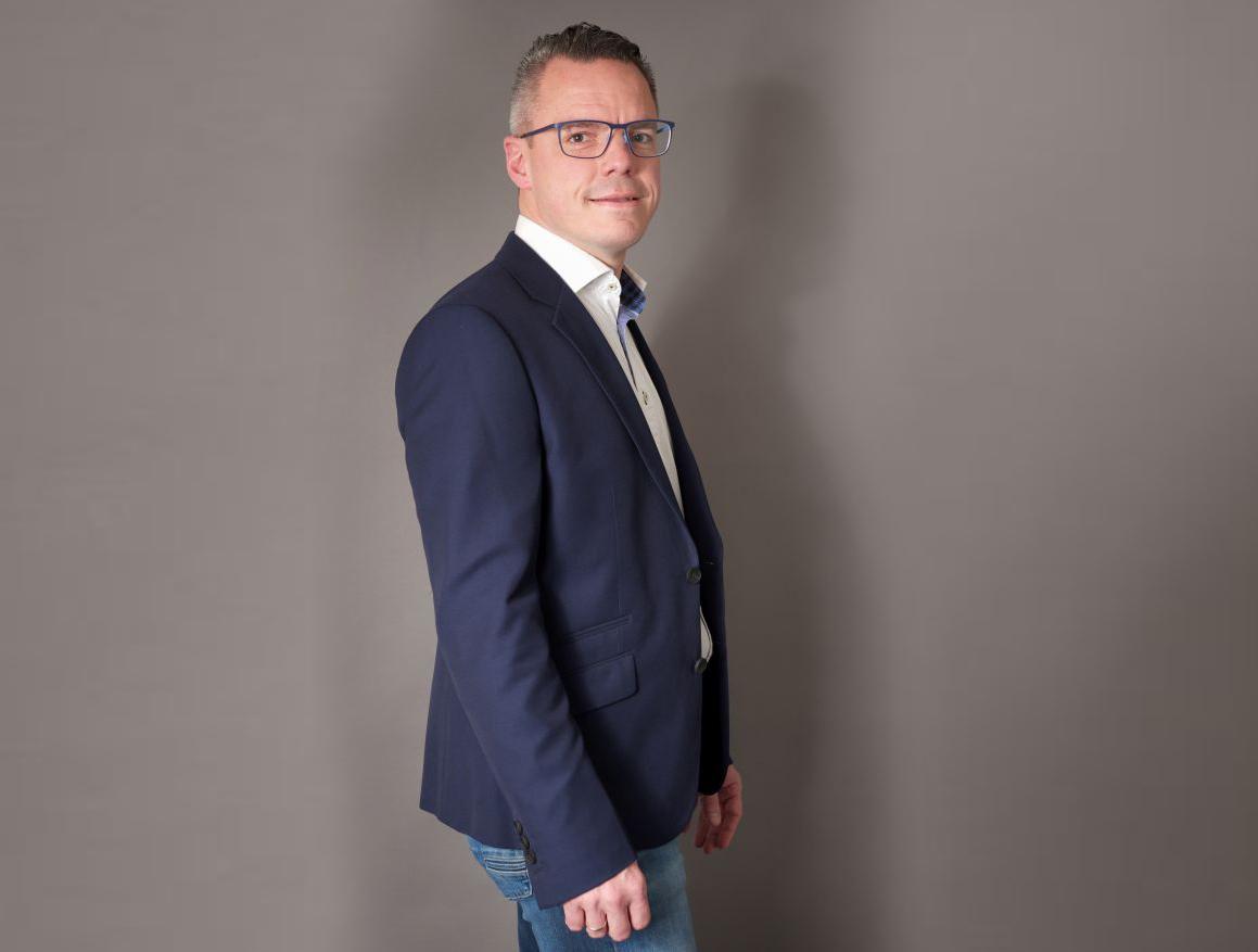 Michiel Sluijsmans nieuwe directeur-bestuurder van Krijtland Wonen